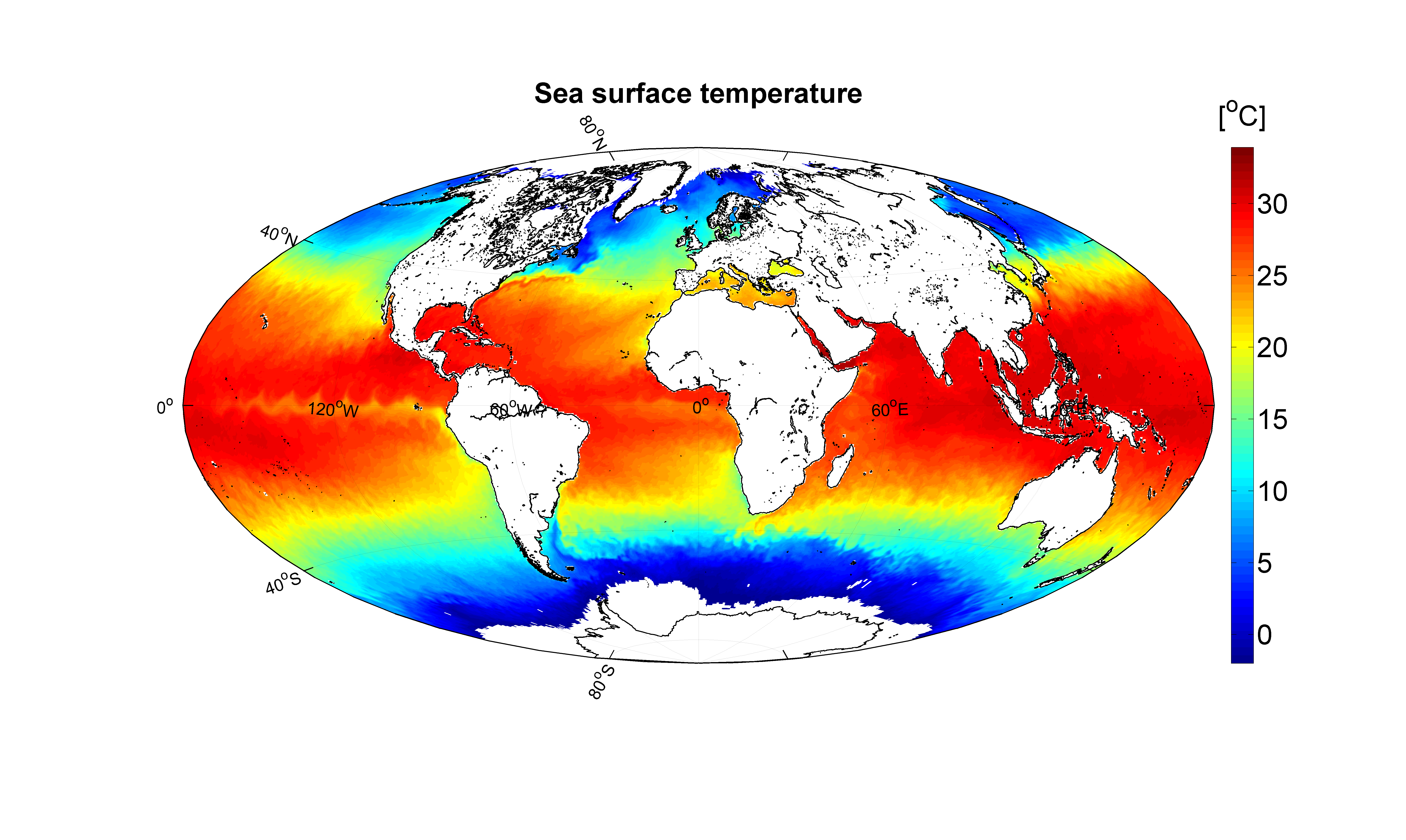 coas earths surface temperatures - HD7000×4184